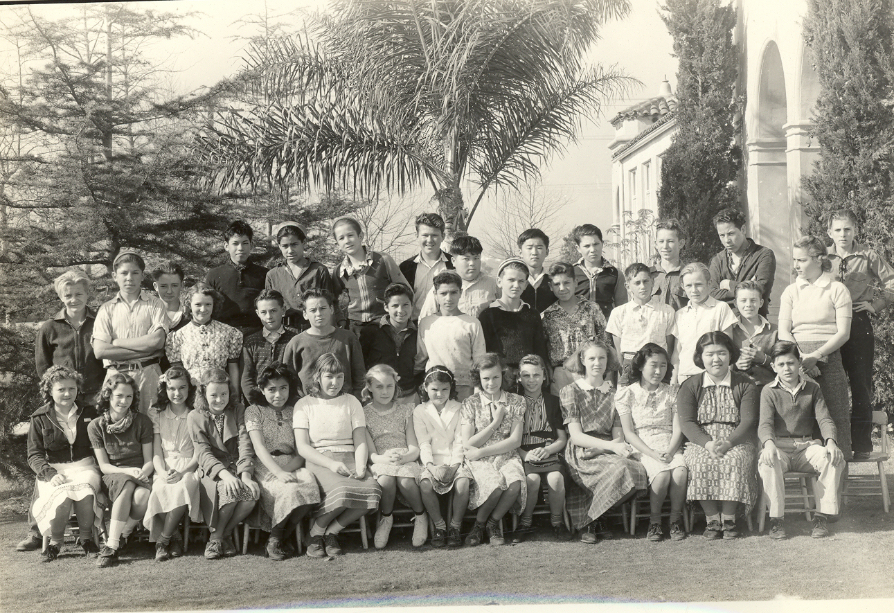 9 williams students 1939