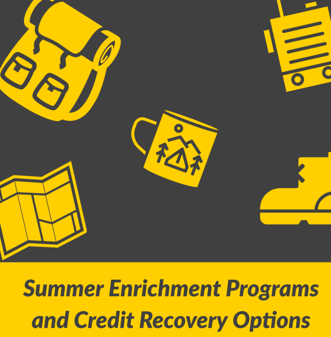 Summer Enrichment & Credit Recovery