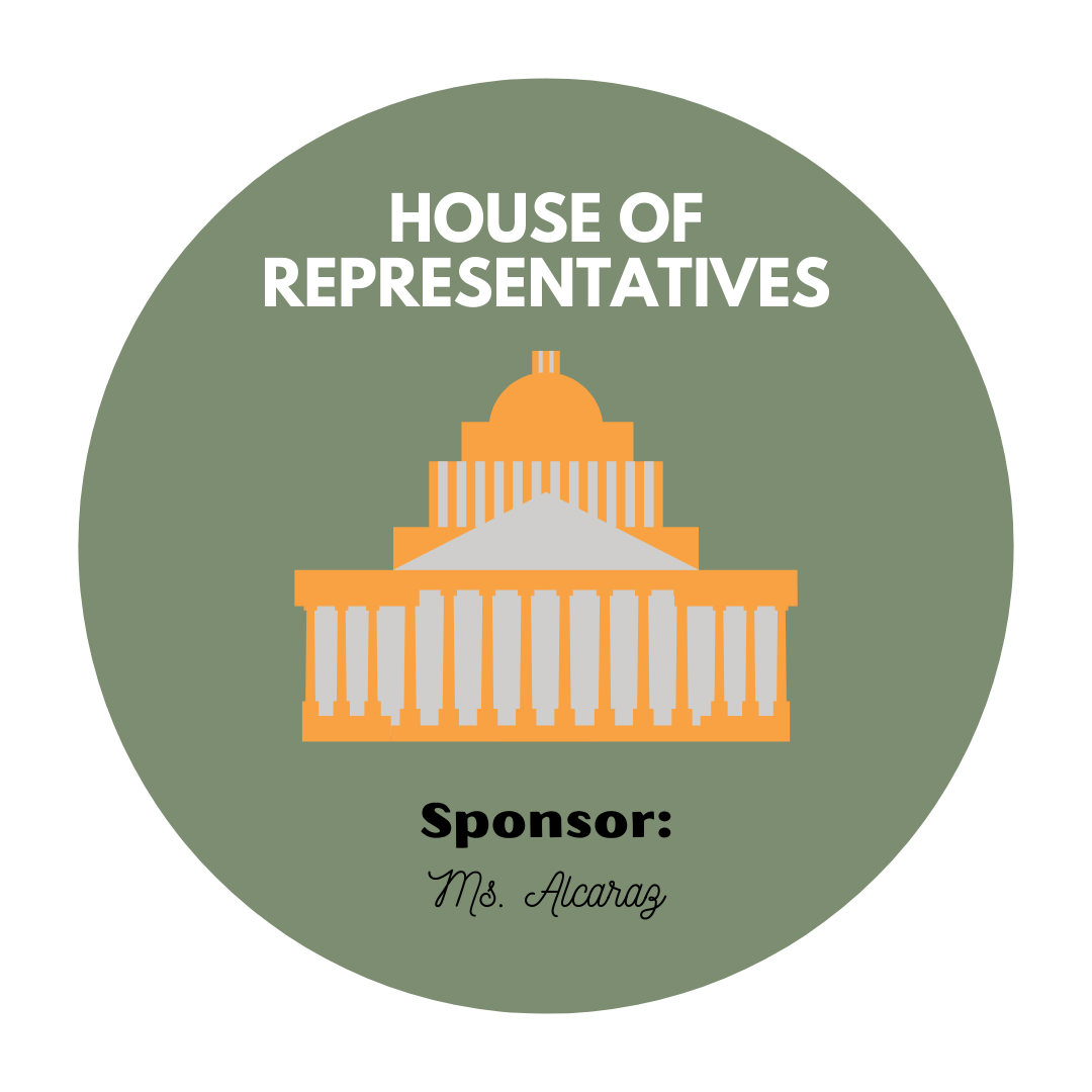 House of Reps.