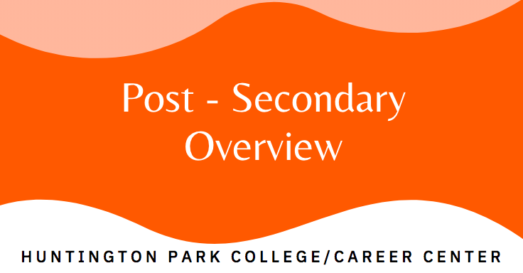 post secondary Overview