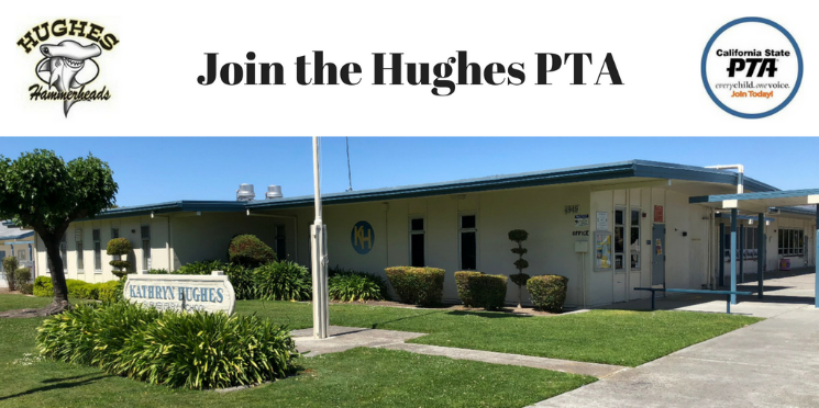 Join the Hughes PTA