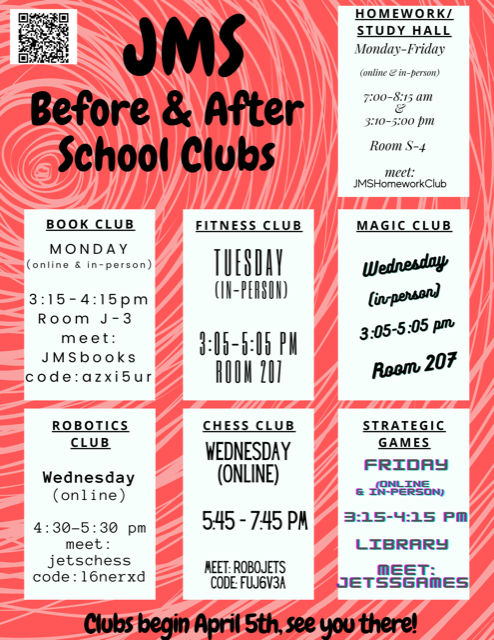 Before & After School Clubs