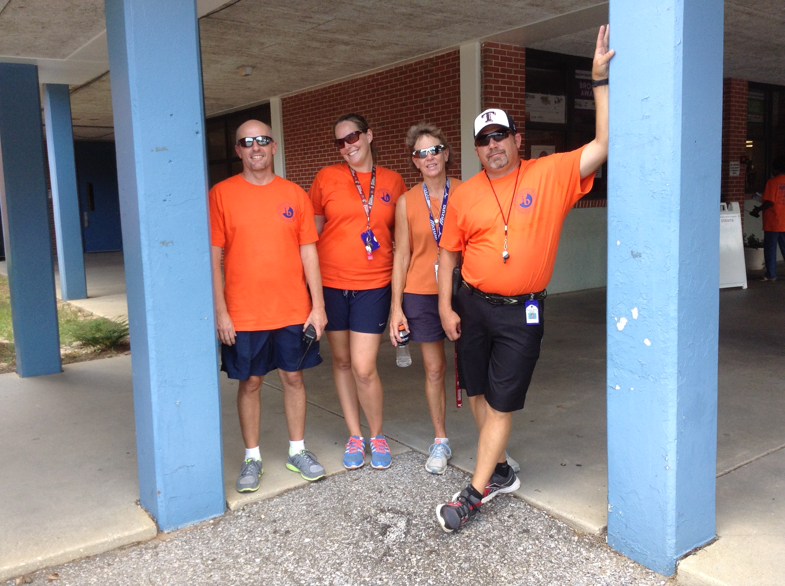 WMS Physical Education Coaches