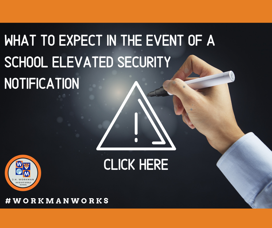 Security Notification