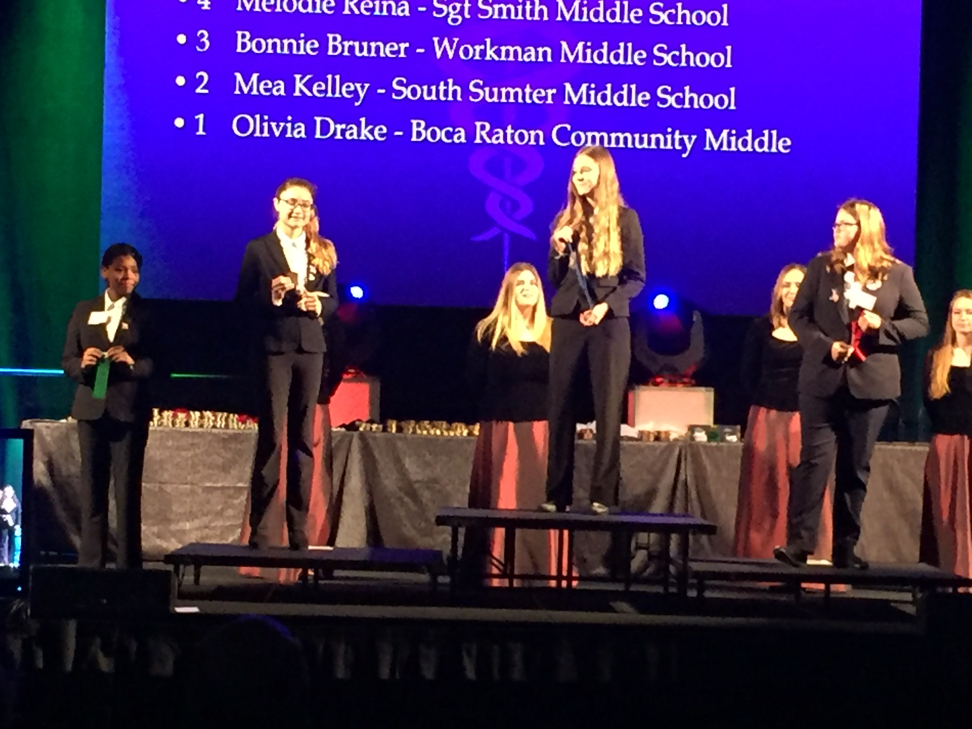 3rd Place State Winner-Writing