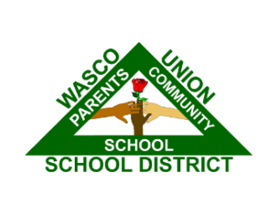WUESD district logo