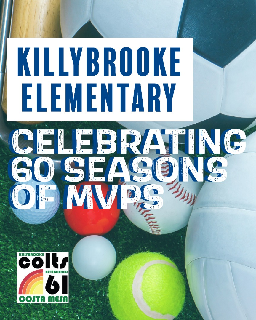 Image includes sports equipment and reads celebrating 60 seasons of MVPs