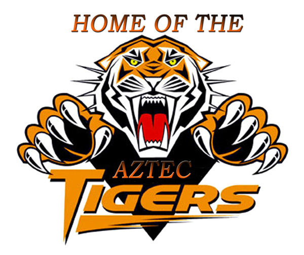 home of the tigers logo