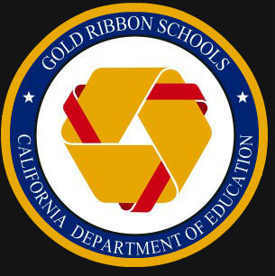 We are a Gold Ribbon School