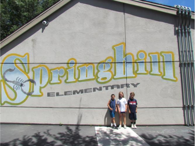 Springhill Sign