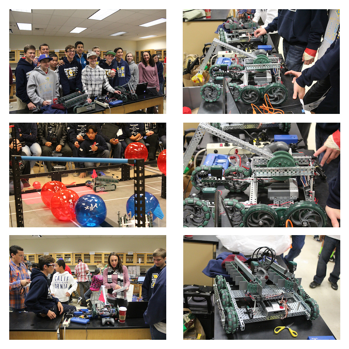 Robotics collage 1