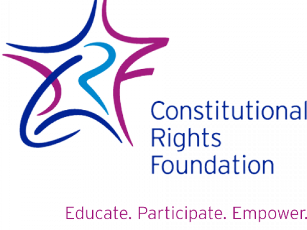 Constitutional Rights Foundation Logo