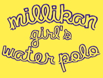 Girls polo logo yellow no year