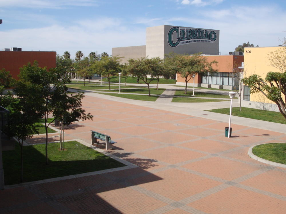 cabrillo high school