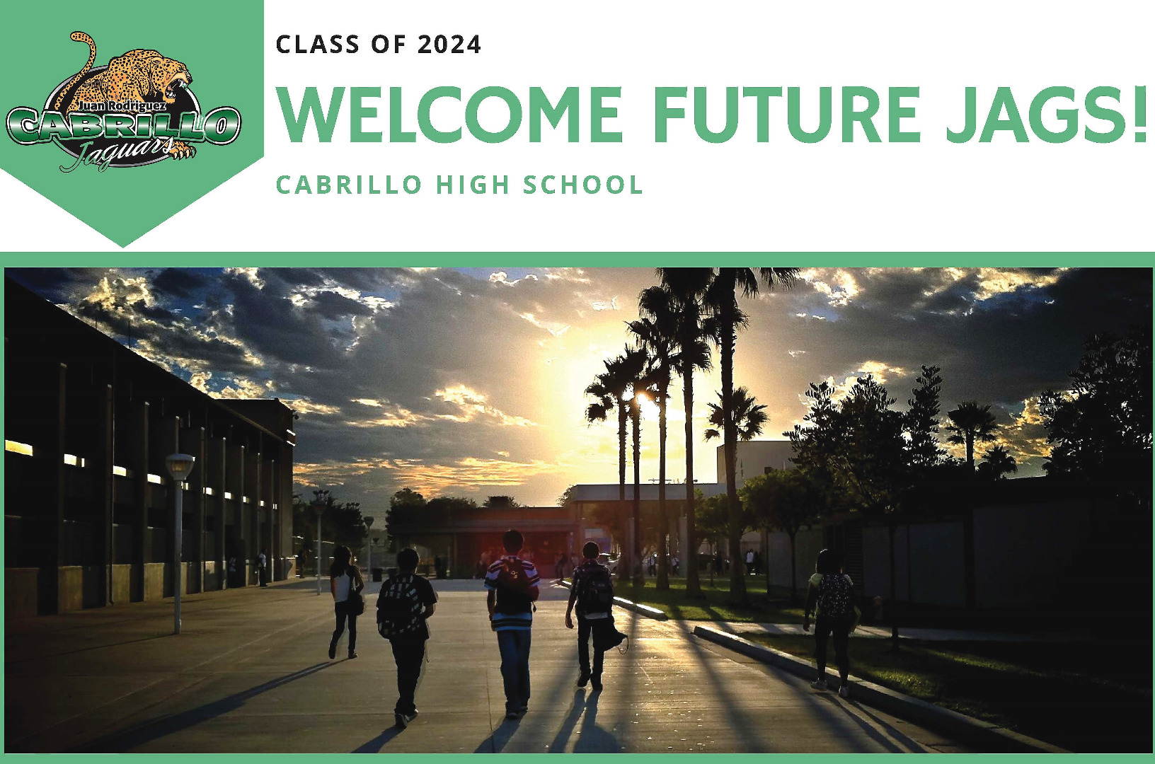 Welcome future jags