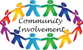 community involvement logo