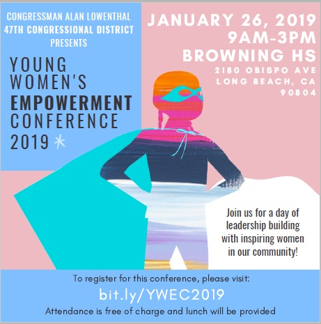 Women's Empowerment Conference January 26th