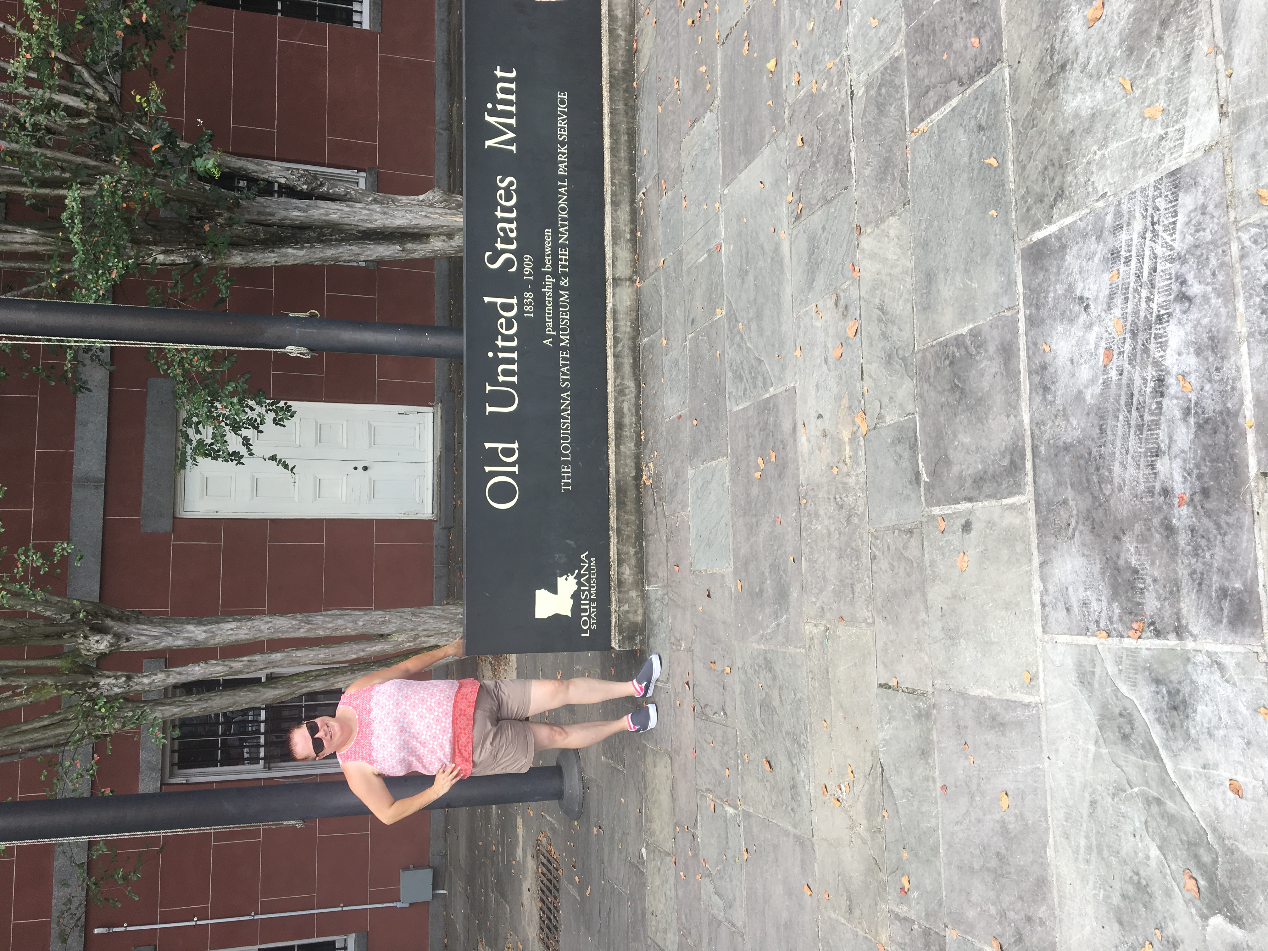 Mrs. Maben in New Orleans