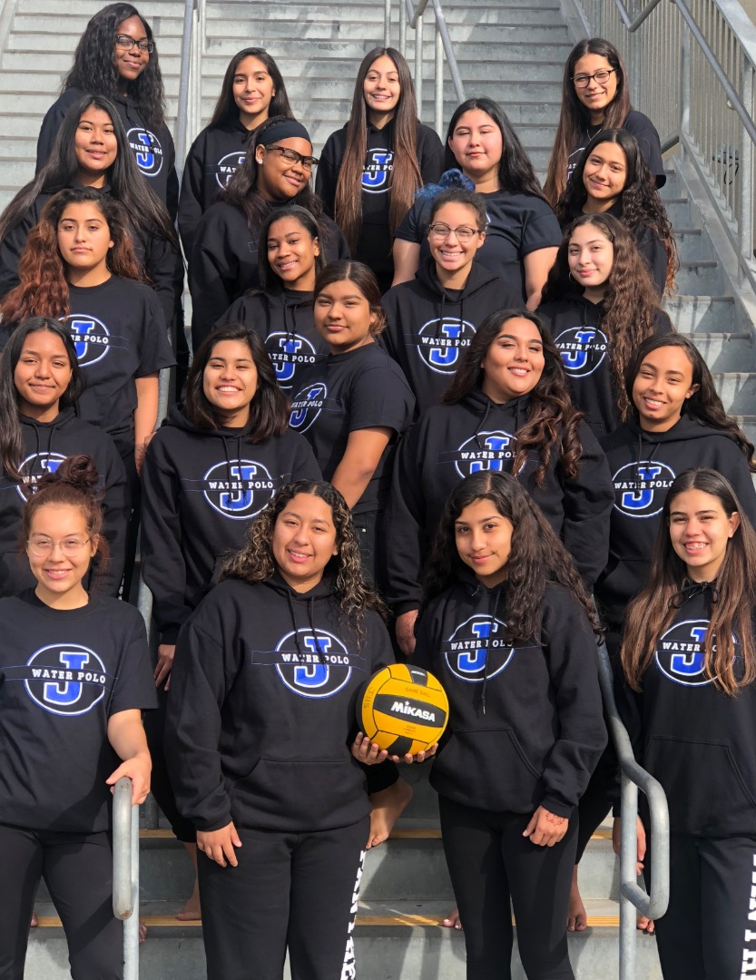 Girls' water polo team