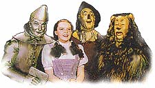 The Wizard of OZ, 1939 Film Classic