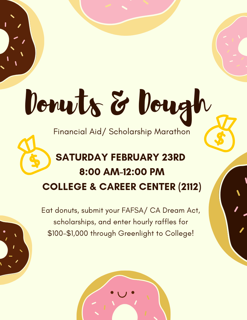 Donuts & Dought February 23