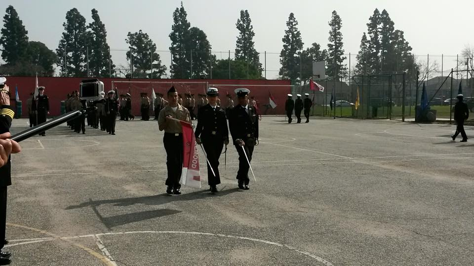 NJROTC Carry