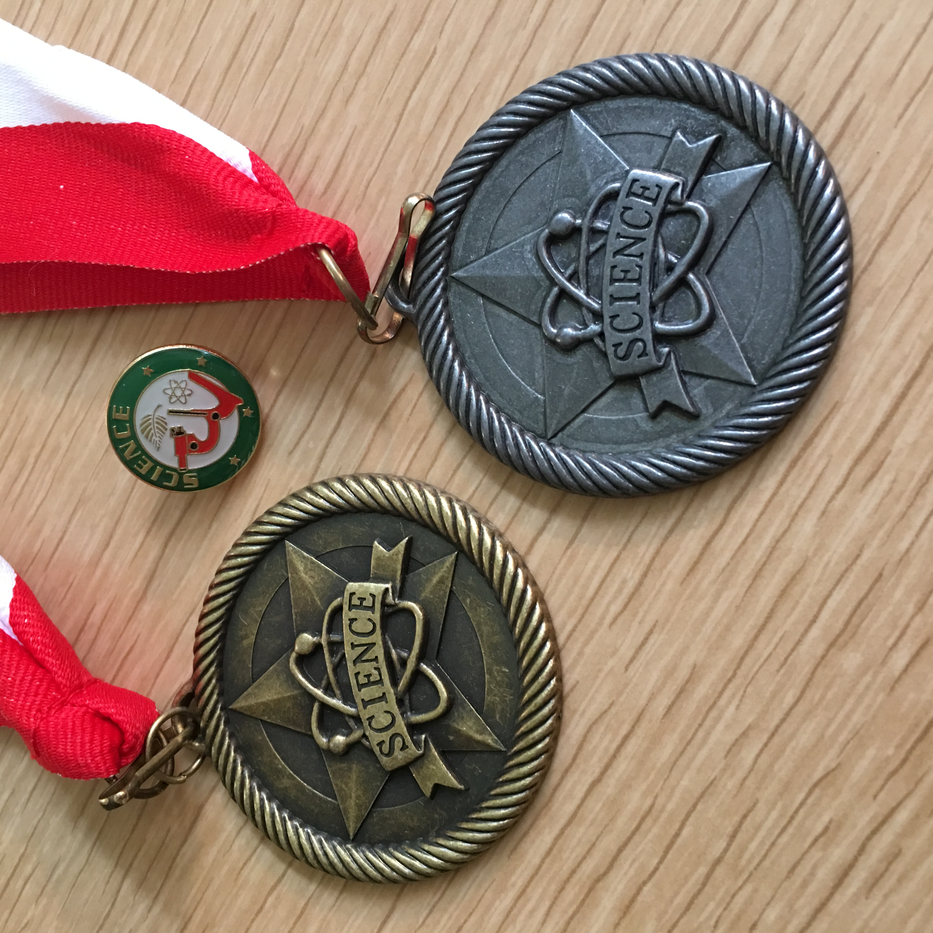 Science Medals!