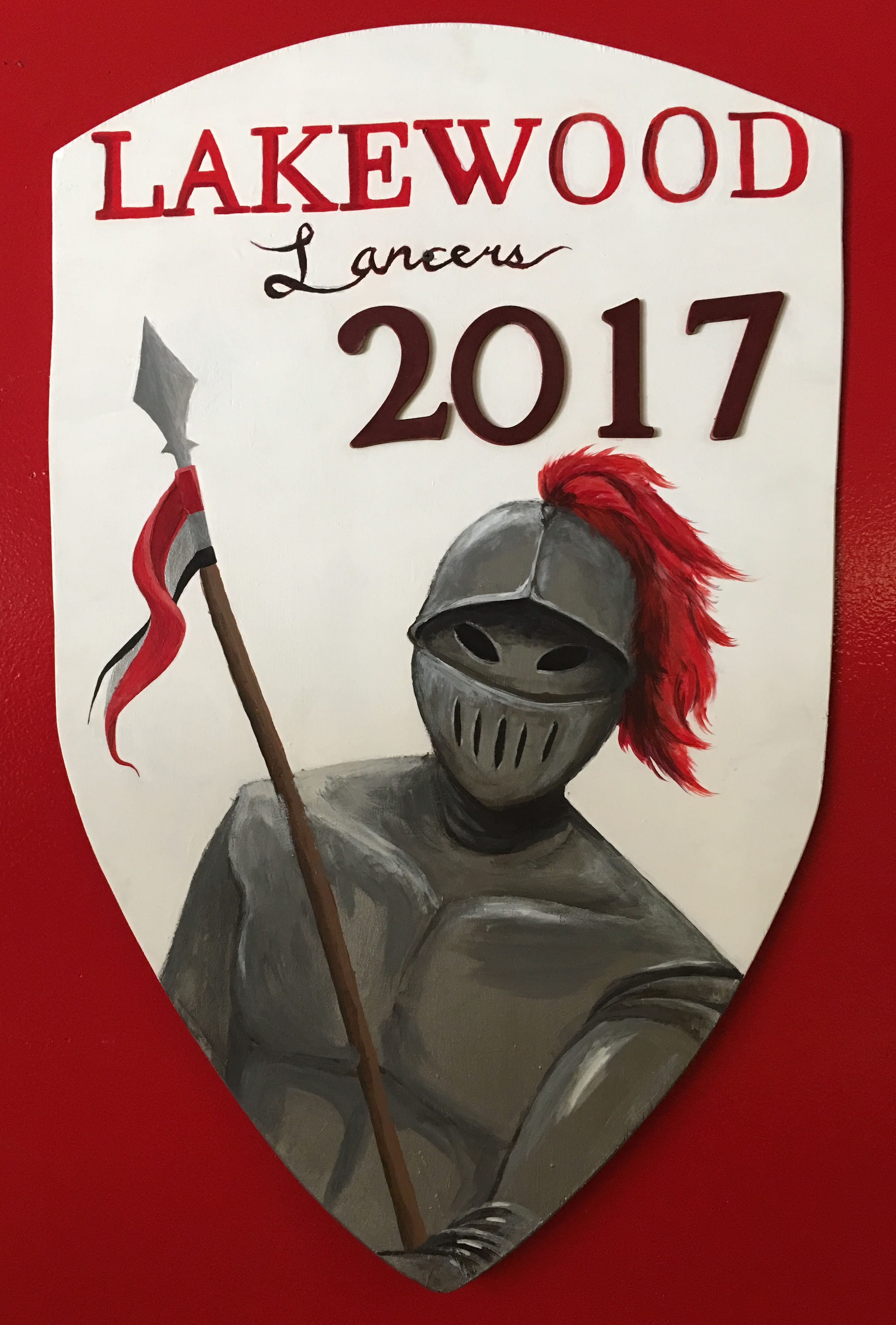 Class of 2017 Shield