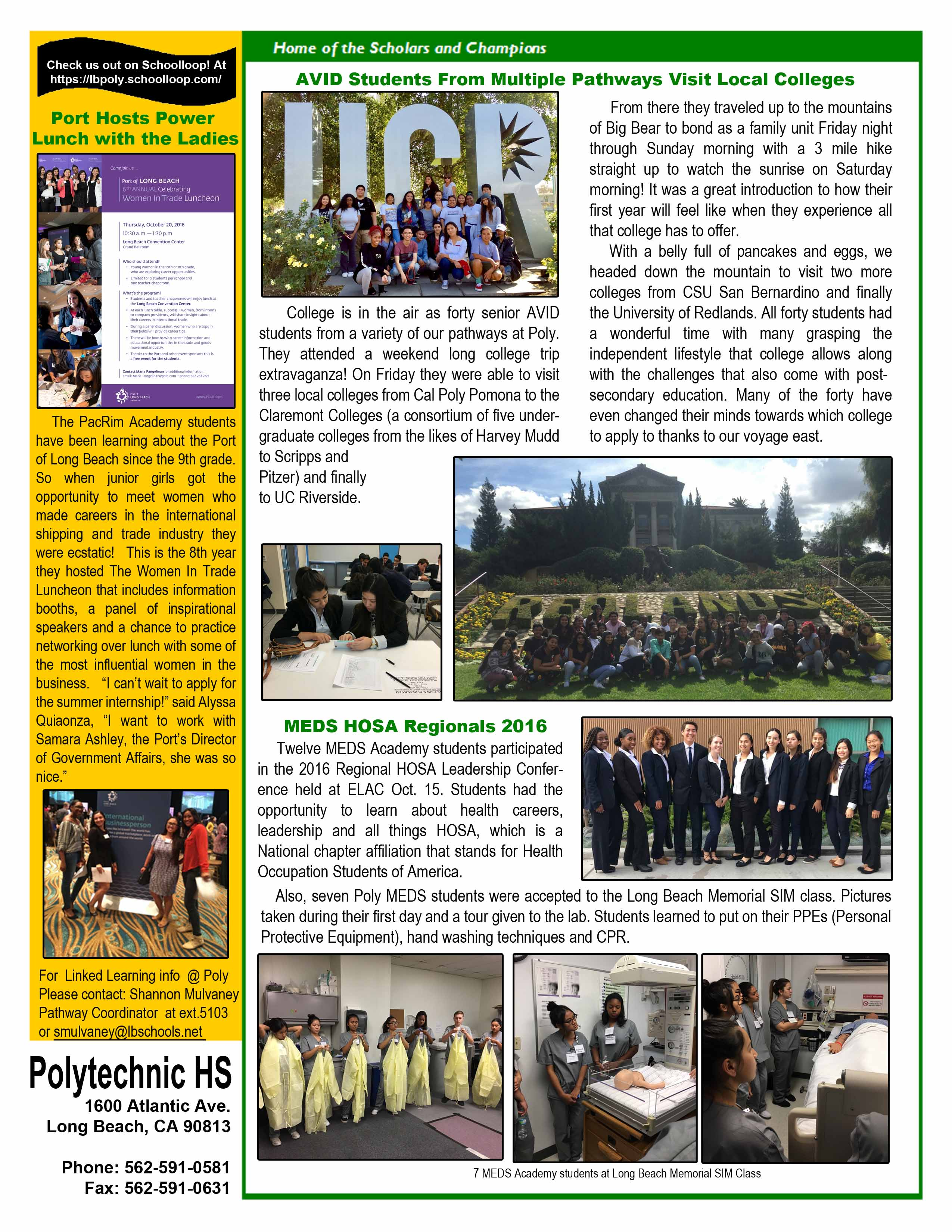 2016-17Poly Oct LL Newsletter