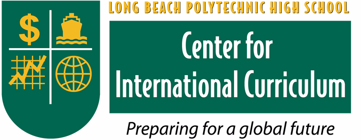 center for international curriculum banner
