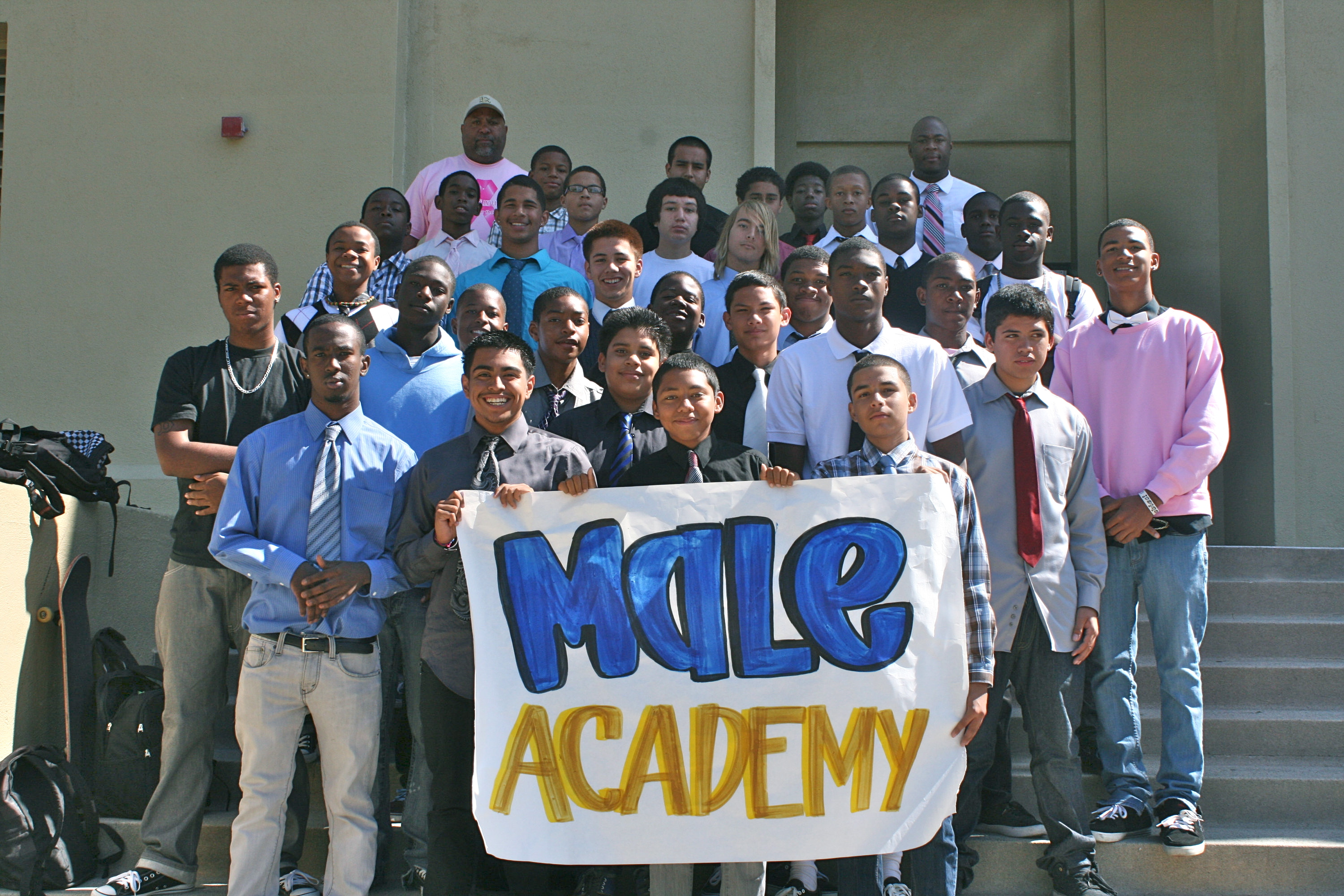male academy 2010