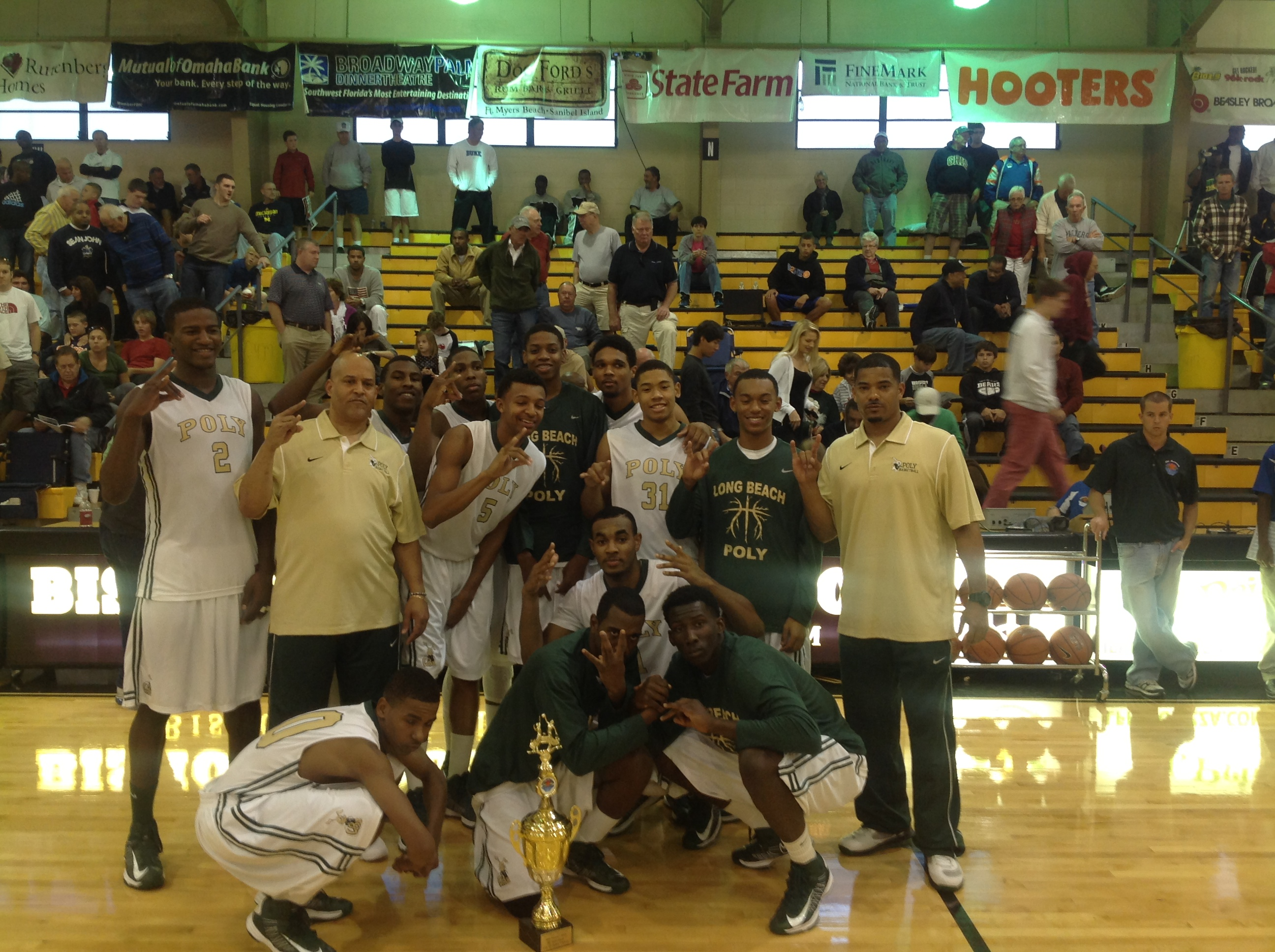 2012-2013 City of Palms 3rd place