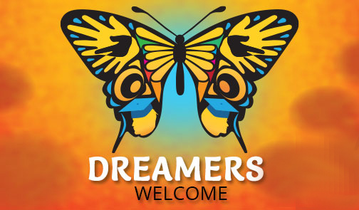 Dreamers Welcome!