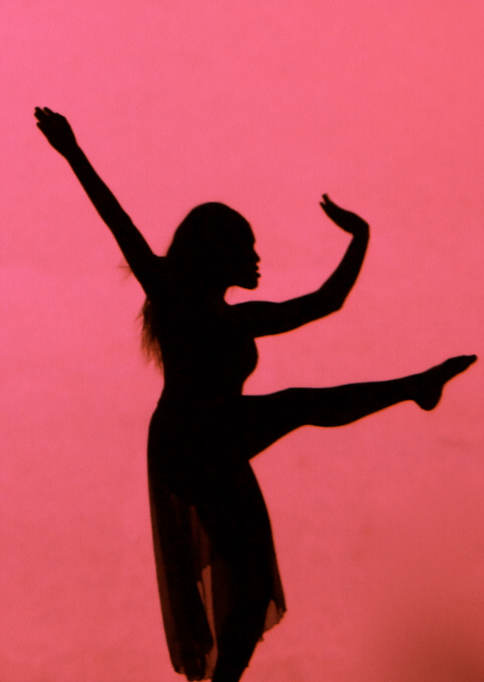 dancer silhouette 2