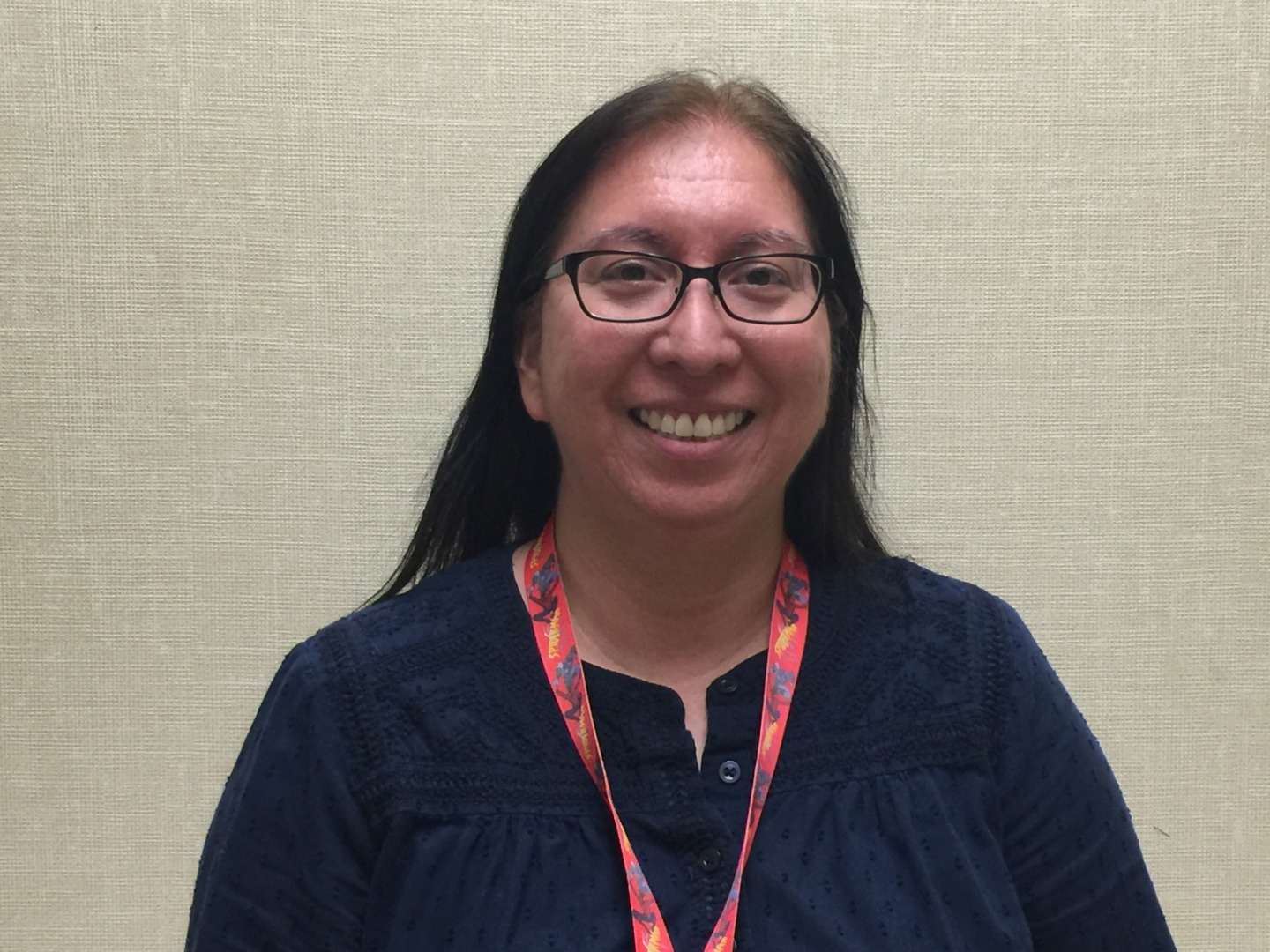 yvette gonzales - english instructor