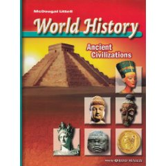 world history ancient civilizations textbook