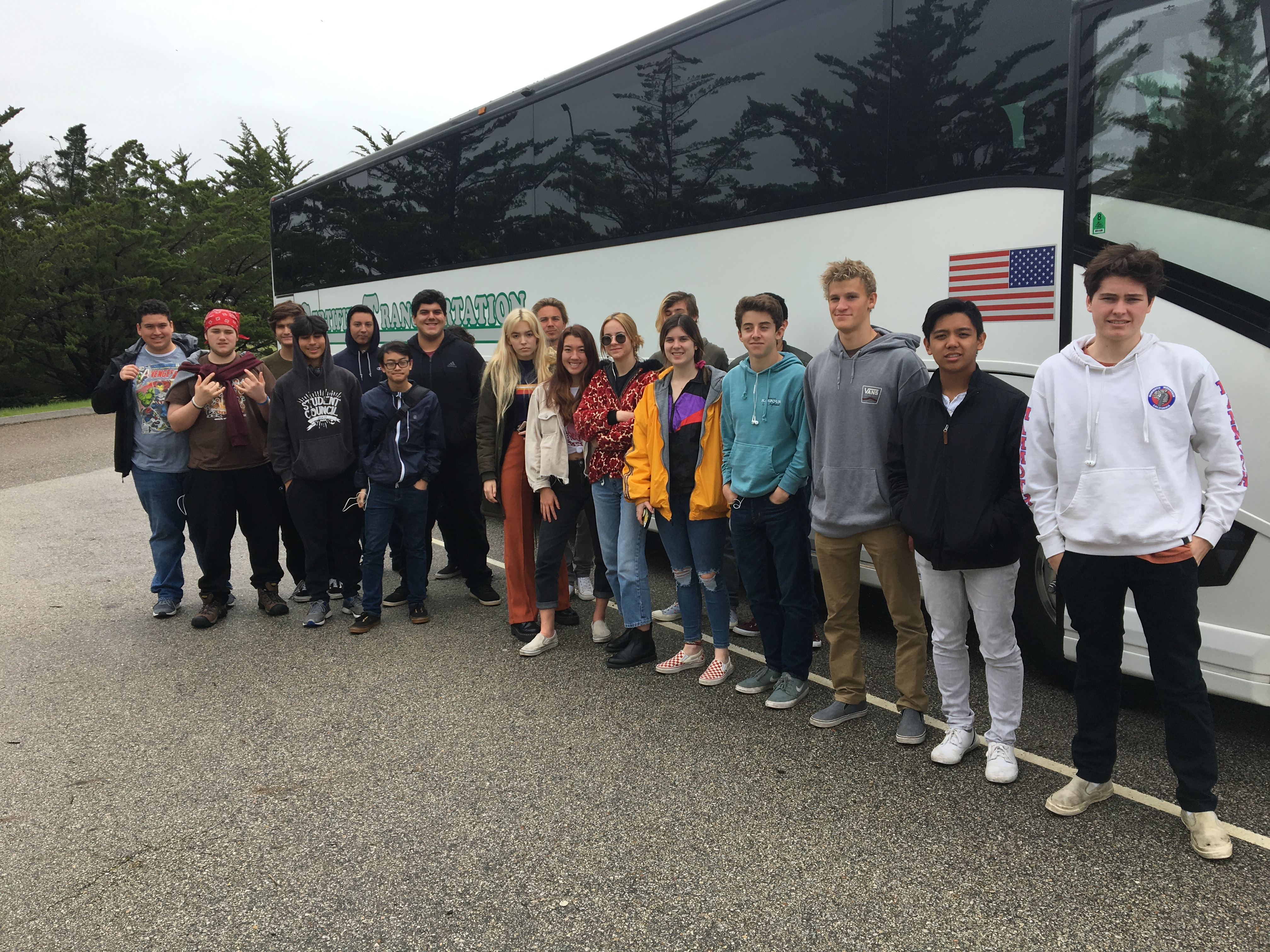 Jazz Band on Tour at Hearst Castle
