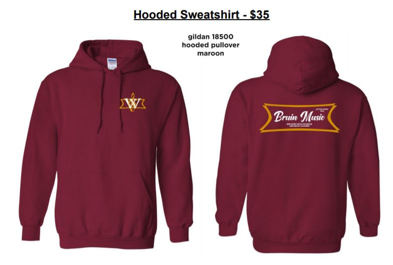 Hooded Sweeatshirt