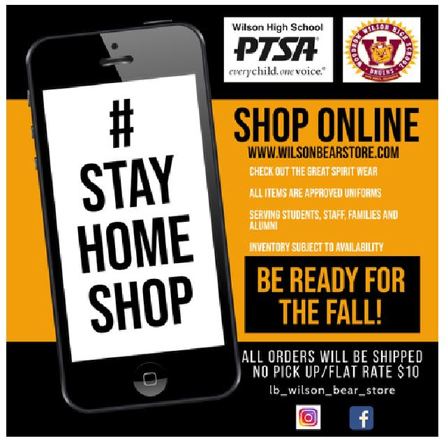 Stay Home Shop