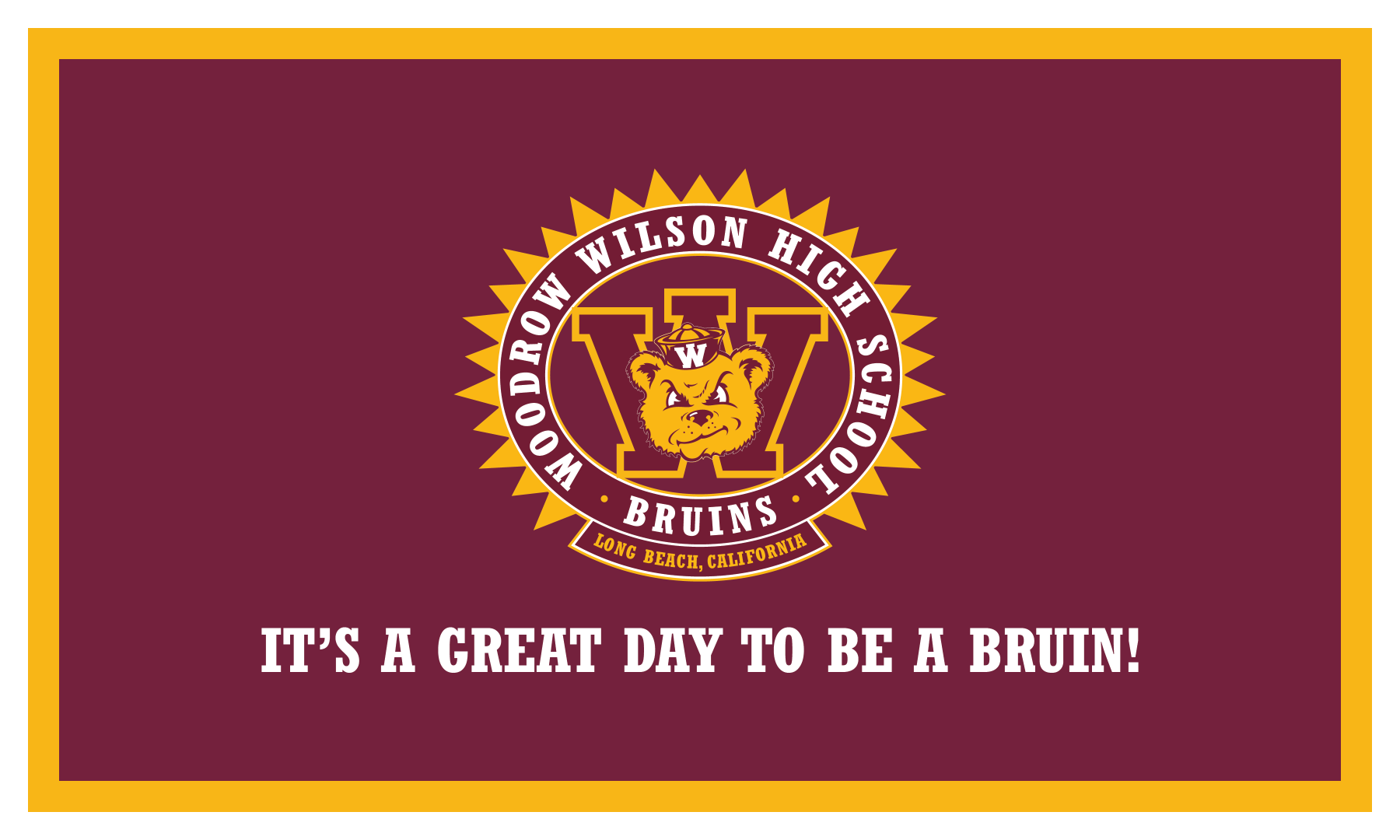 it's a great day to be a bruin