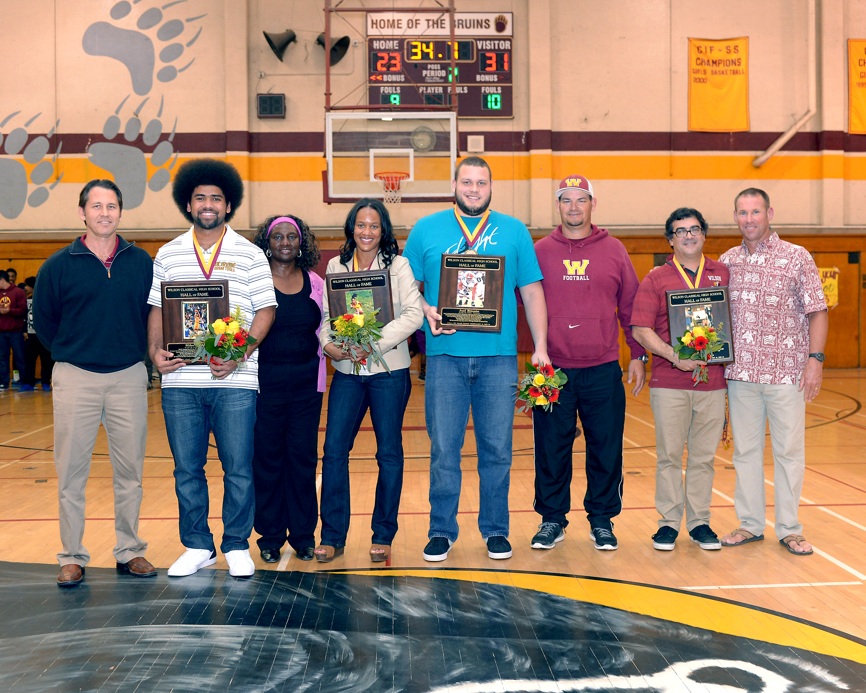 2015 Hall of Fame Inductees