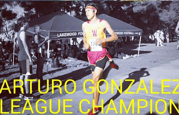 Arturo Gonzalez - 2016 Moore League Champion