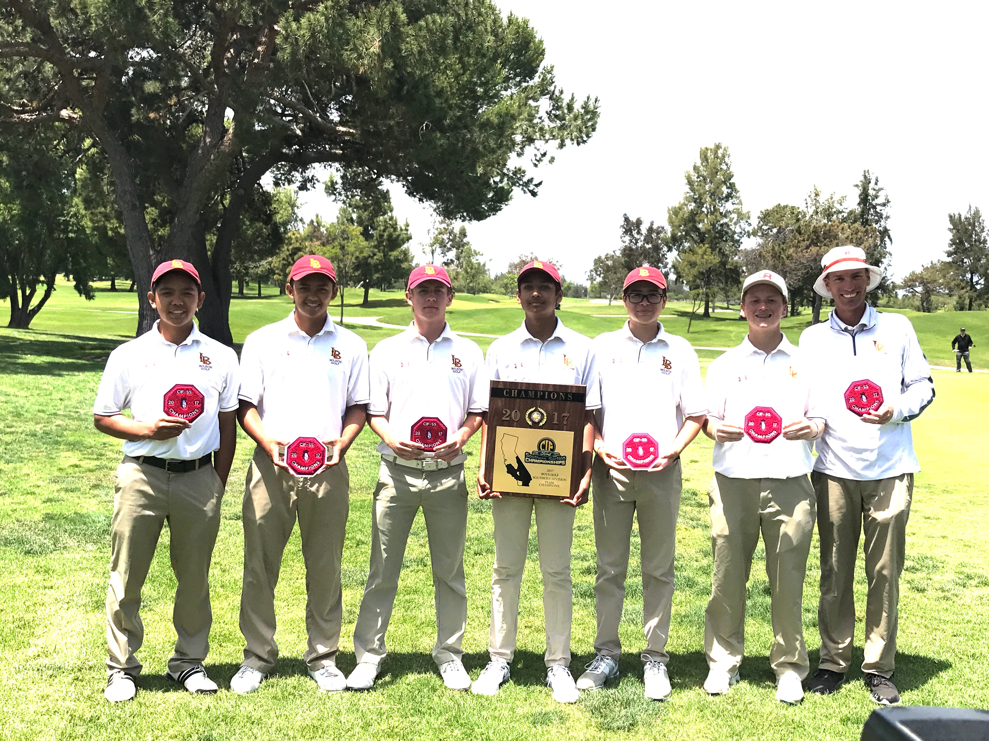 2017 CIF Southern Division Champions
