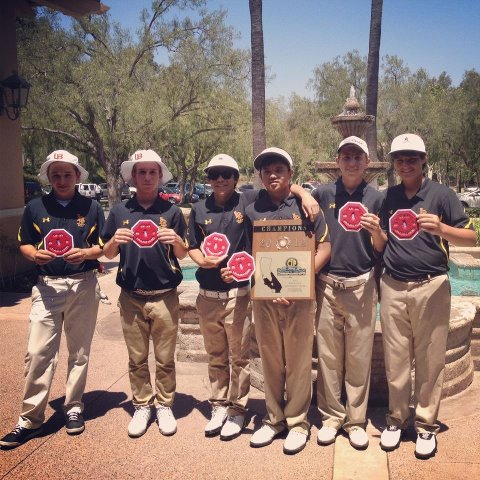 CIF-SS Southern Team Divisional Champions