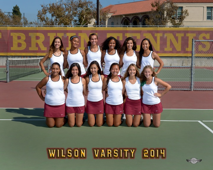 wislon varsity 2014 group photo