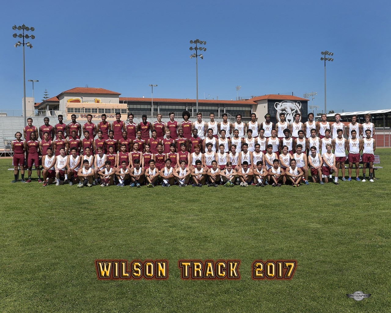 2017 Boys Track and Field