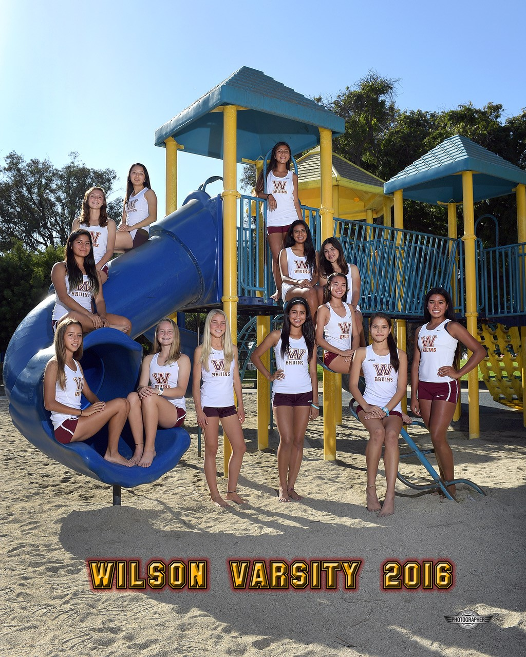 2016 Varsity Girls Cross-Country