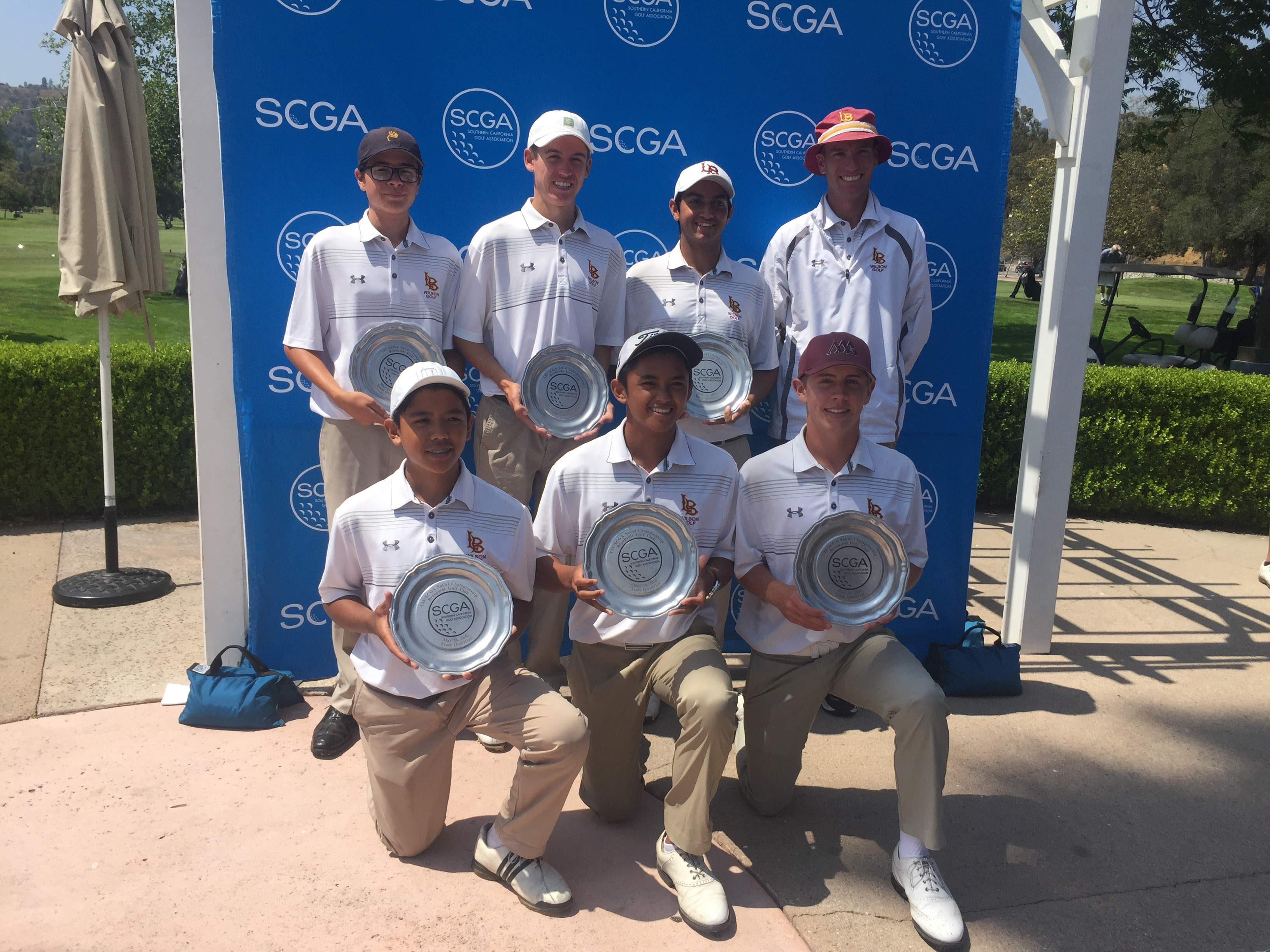 3rd Place - CIF/SCGA State Regional (Qualified for CIF State Finals)