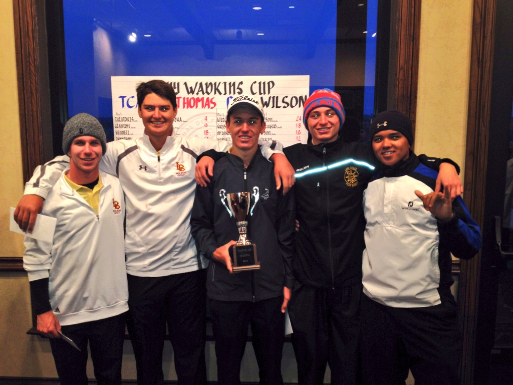 2014 Lanny Wadkins Cup Champions