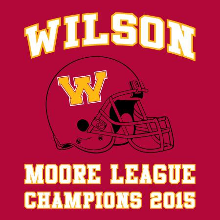 wilson moore league champions 2015